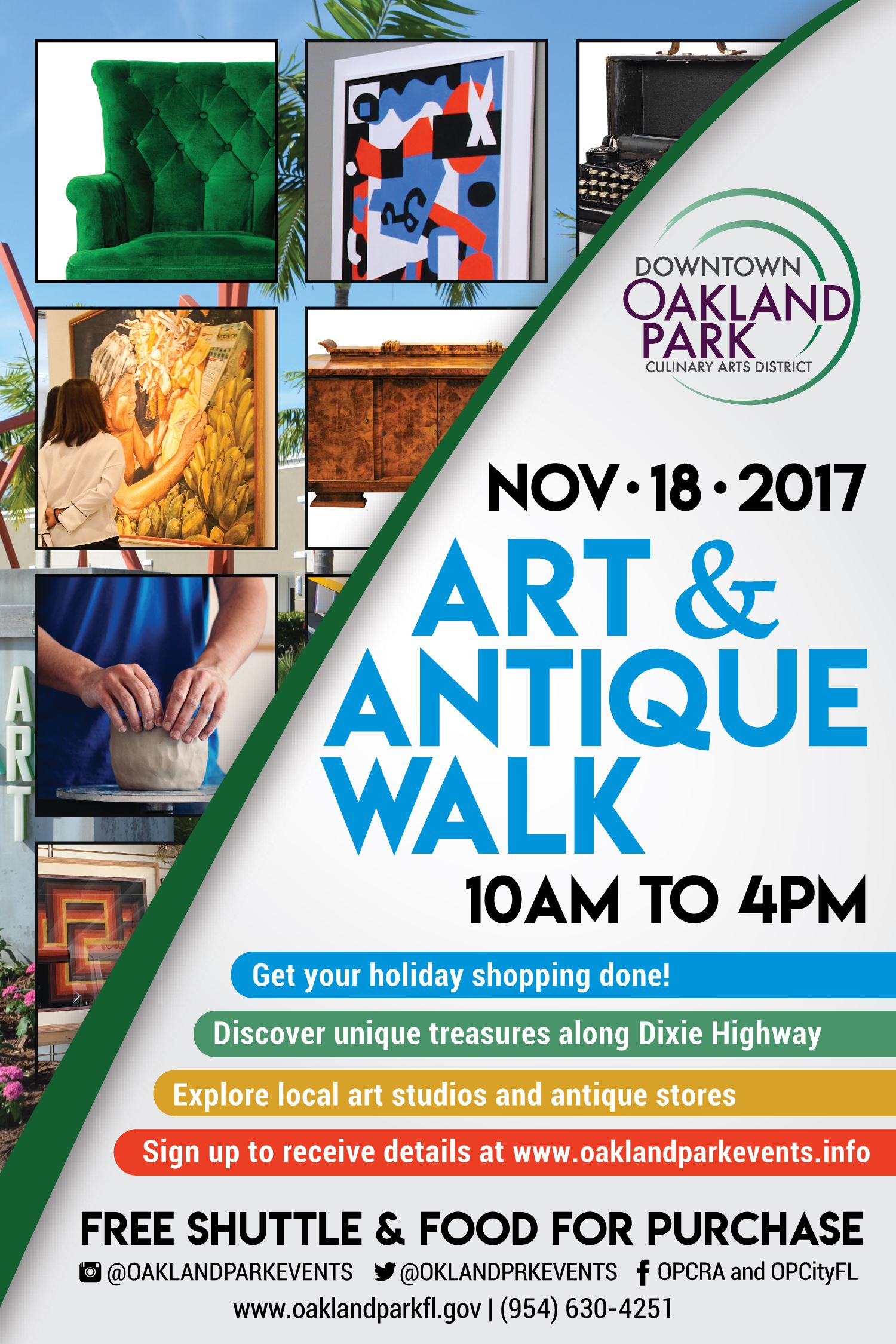 oakland park fl official website official website