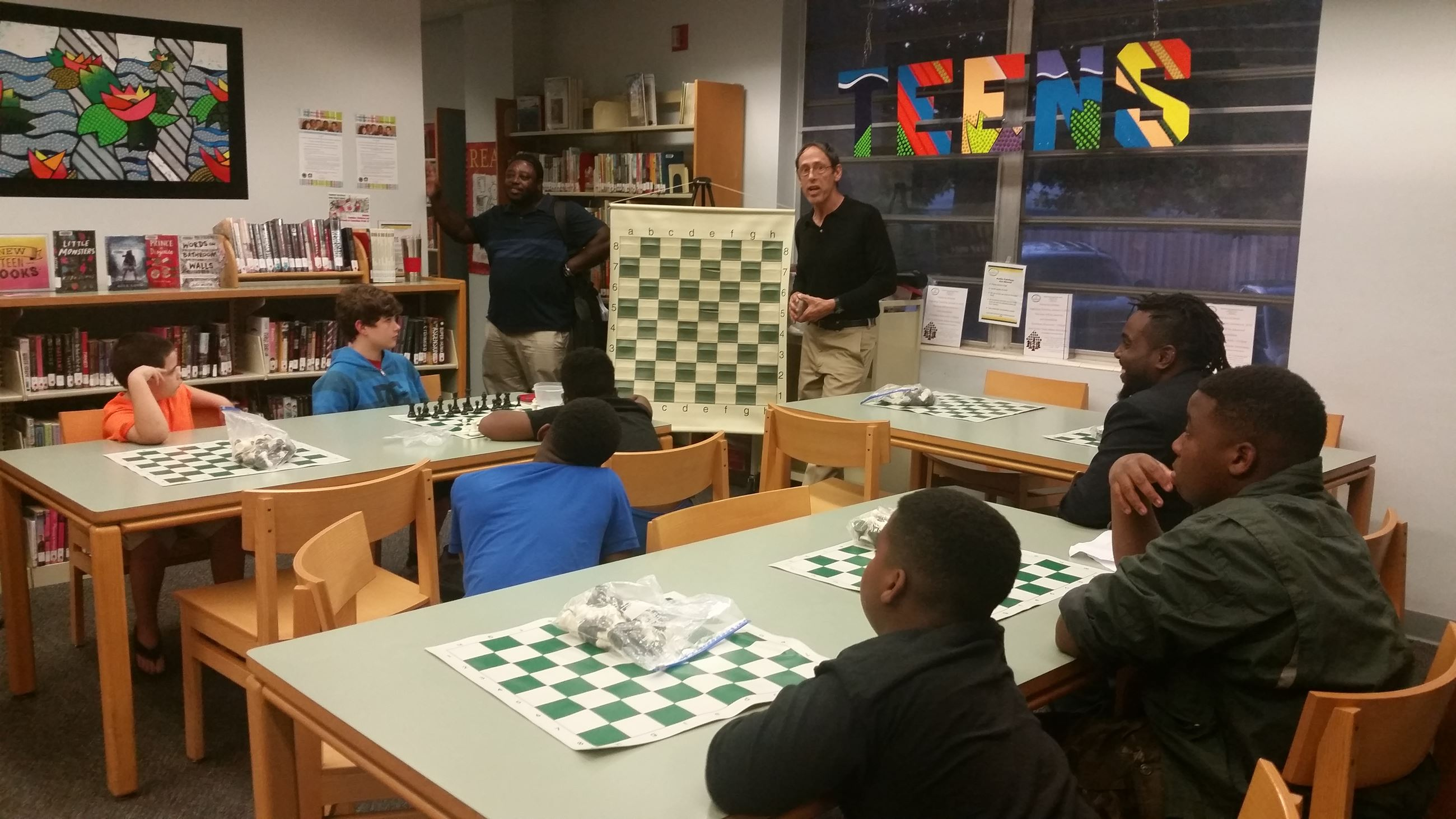 Chess Mates Workshop 2018 B