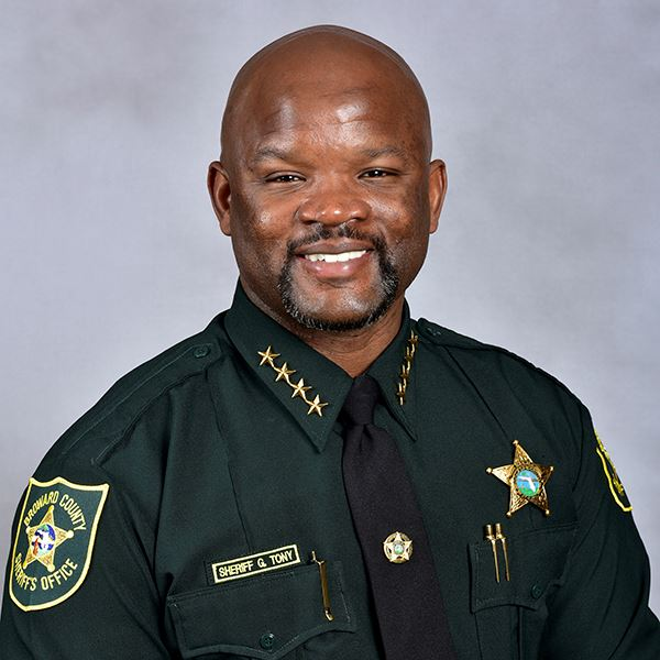 BSO Sheriff Tony