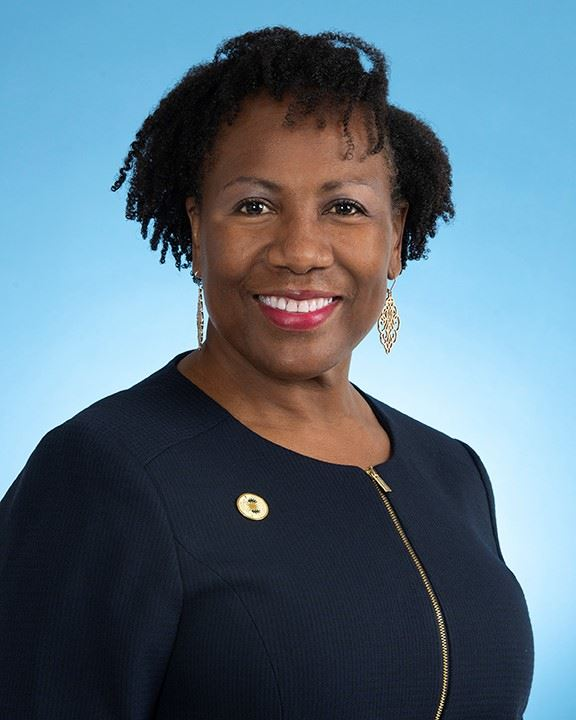 Oakland Park City Commissioner Aisha Gordon
