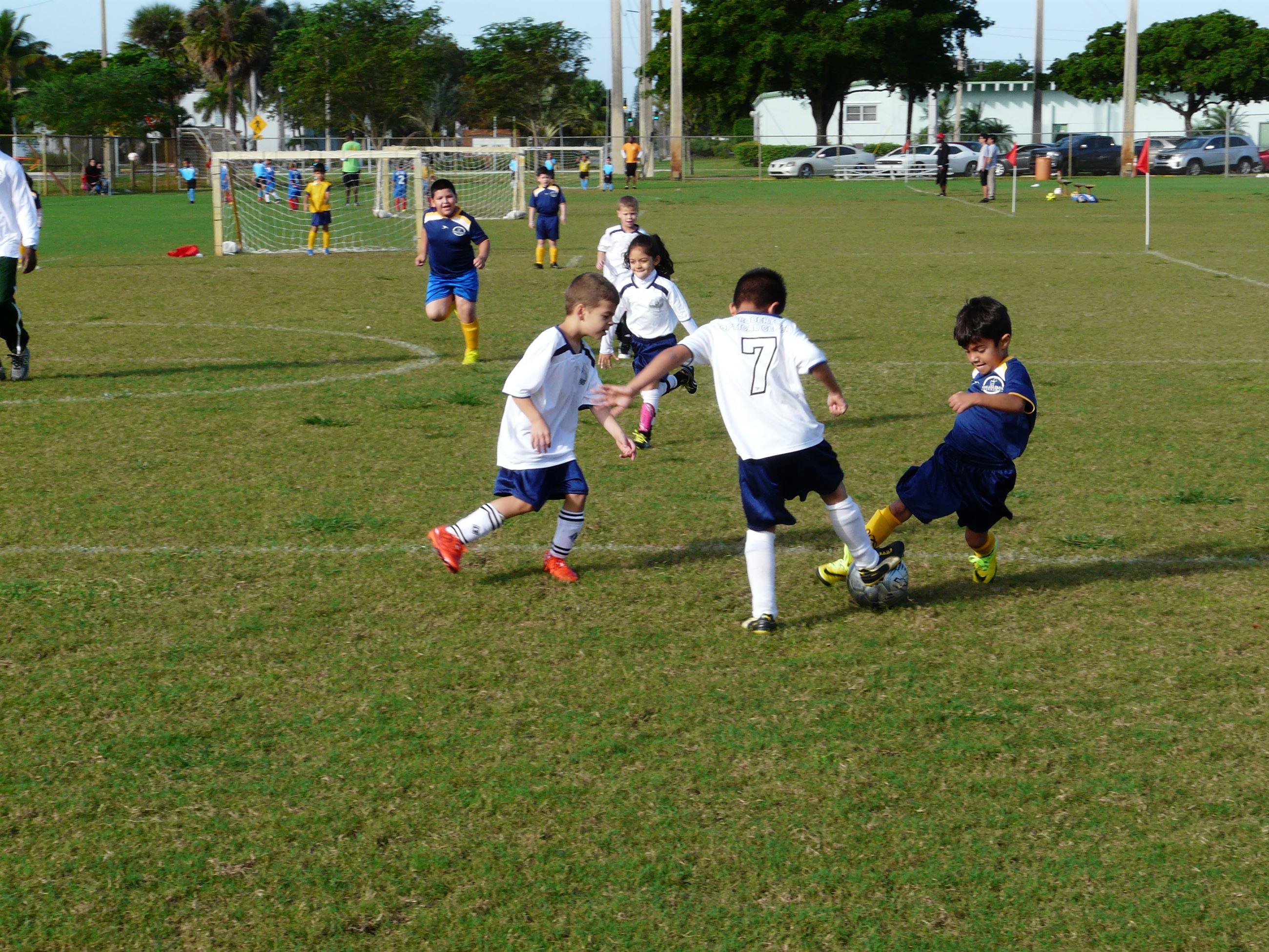 Youth Soccer League | Oakland Park, FL - Official Website